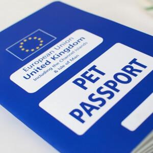 Pet Passport - Care Advice